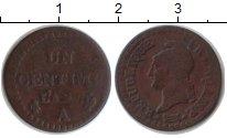Изображение Монеты Франция 1 сантим 0 Медь
