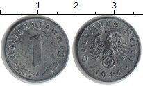 Изображение Монеты Третий Рейх 1 пфенниг 1944 Цинк