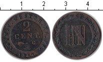 Изображение Монеты Вестфалия 2 сантима 1812 Медь
