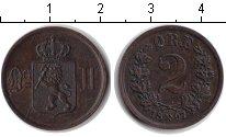 Изображение Монеты Норвегия Норвегия 1897 Медь XF