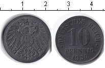 Изображение Монеты Германия 10 пфеннигов 1920 Медно-никель XF