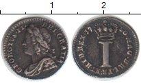 Изображение Монеты Великобритания 1 пенни 1750 Серебро VF