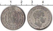 Изображение Монеты Пруссия 1/6 талера 1823 Серебро VF