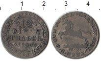 Изображение Монеты Брауншвайг-Люнебург 1/12 талера 1806 Серебро