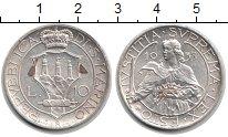 Изображение Монеты Сан-Марино 10 лир 1935 Серебро XF