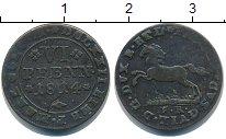 Изображение Монеты Брауншвайг-Вольфенбюттель 6 пфеннигов 1814 Медь