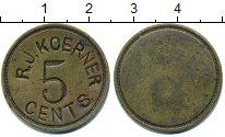 Изображение Монеты США 5 центов 0