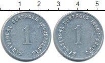 Изображение Монеты США жетон 0 Алюминий  жетон