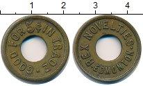 Изображение Монеты США жетон 0