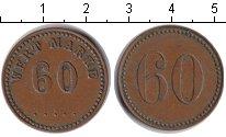 Изображение Монеты Германия 60 марок 0 Медь  Жетон? Нотгельд?