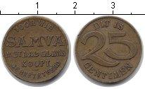 Изображение Монеты Франция 25 сентим 0   Жетон