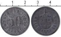 Изображение Монеты Германия 50 пфеннигов 1920  XF