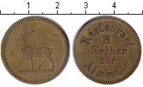 Изображение Монеты Германия жетон 0   Ресторанный жетон