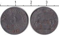 Изображение Монеты Нотгельды 5 пфеннигов 1918 Цинк