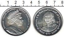 Изображение Монеты Виргинские острова 10 долларов 2006 Серебро UNC-