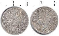 Изображение Монеты Австрия 3 крейцера 1629 Серебро VF