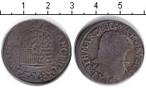 Изображение Монеты Испания номинал 1626 Серебро