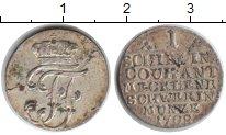 Изображение Монеты Мекленбург-Шверин 1 шиллинг 1798 Серебро XF