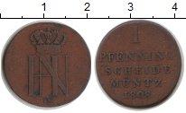 Изображение Монеты Вестфалия 1 пфенниг 1808 Медь VF
