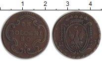 Изображение Монеты Италия 1 бологнино 1783 Медь VF