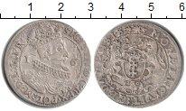 Изображение Монеты Данциг 16 грошей 1625 Серебро