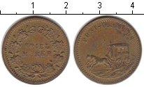 Изображение Монеты Германия 1 марка 0  VF