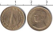 Изображение Дешевые монеты Таиланд 25 сатанг 1990  VF