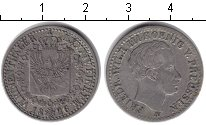 Изображение Монеты Пруссия 1/6 талера 1826 Серебро XF