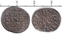 Изображение Монеты Германия 1 шиллинг 1621 Серебро
