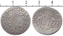 Изображение Монеты Саксония 1 грош 1623 Серебро