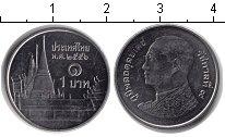 Изображение Барахолка Таиланд 1 бат 2009 Медно-никель XF регулярный выпуск