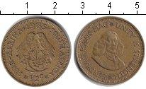 Изображение Монеты ЮАР 1/2 цента 1963  XF Две птички