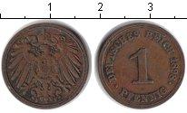Изображение Монеты Германия 1 пфенниг 1898 Медь XF