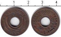 Изображение Монеты Восточная Африка 1 цент 1957 Медь VF