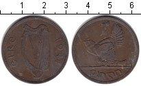Изображение Монеты Ирландия 1 пенни 1941 Медь XF