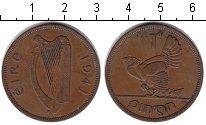Изображение Монеты Ирландия 1 пенни 1941 Медь