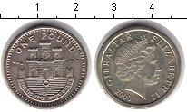 Изображение Монеты Гибралтар 1 фунт 2000  XF