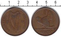 Изображение Монеты Ирландия 1 пенни 1928 Медь XF