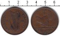 Изображение Монеты Ирландия 1 пенни 1928 Медь
