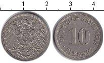 Изображение Монеты Германия 10 пфеннигов 1913 Медно-никель XF