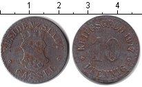 Изображение Монеты Нотгельды 10 пфеннигов 1917 Цинк
