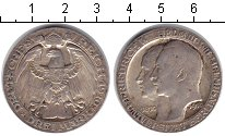 Изображение Монеты Пруссия 3 марки 1910 Серебро XF