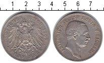 Изображение Монеты Саксония 5 марок 1907 Серебро XF Фридрих Август