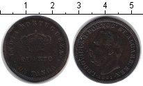 Изображение Монеты Португальская Индия 1/4 таньга 1881 Медь