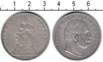 Изображение Монеты Пруссия 1 талер 1871 Медно-никель XF Победный талер.