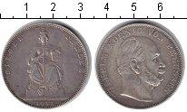 Изображение Монеты Пруссия 1 талер 1871 Медно-никель XF