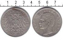 Изображение Монеты Бавария 5 марок 1903 Серебро XF