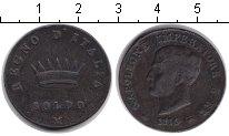 Изображение Монеты Италия 1 сольдо 1816 Медь XF