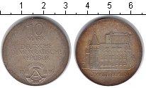 Изображение Монеты ГДР 10 марок 1986 Серебро XF