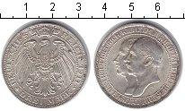 Изображение Монеты Германия Пруссия 3 марки 1911 Серебро UNC-